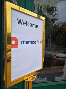 memoQ Fest 2019に参加してきました